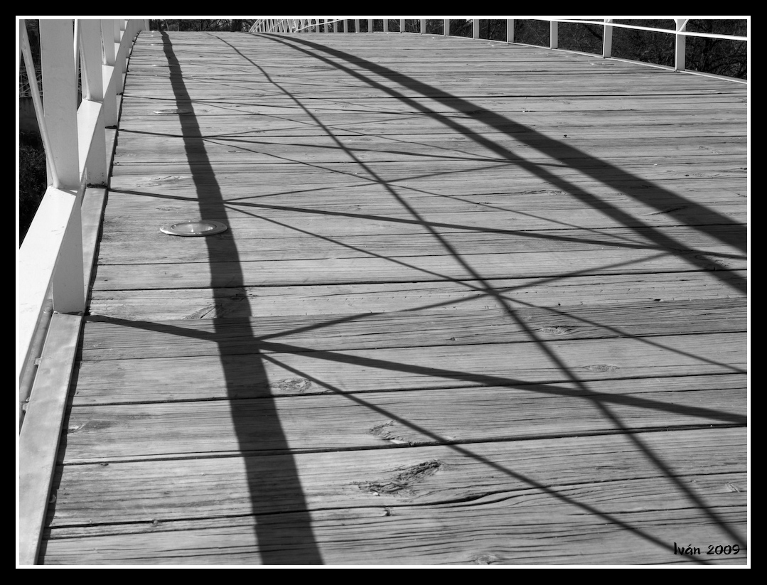 Camino de sombras