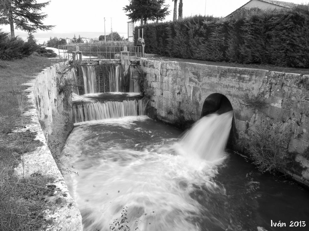 Esclusa Villamuriel