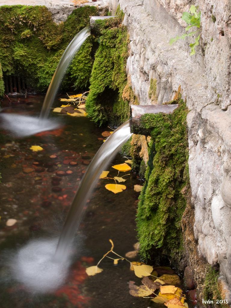 Fuente San Juan de Baños