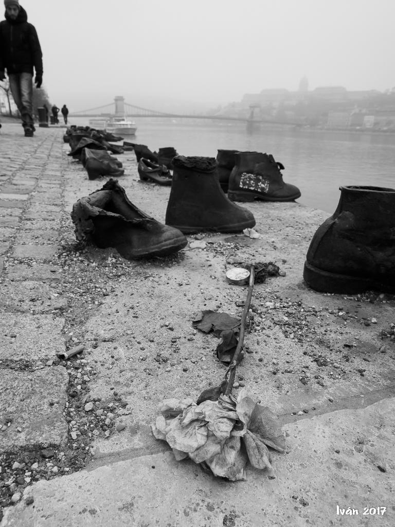 Cuando un zapato vale más que una vida