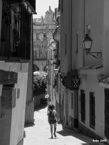 Callejeando en Cuenca