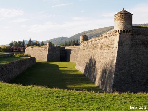 Castillo de Jaca