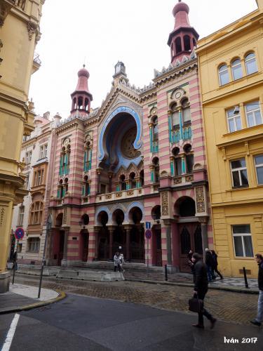 Mezquita de Praga