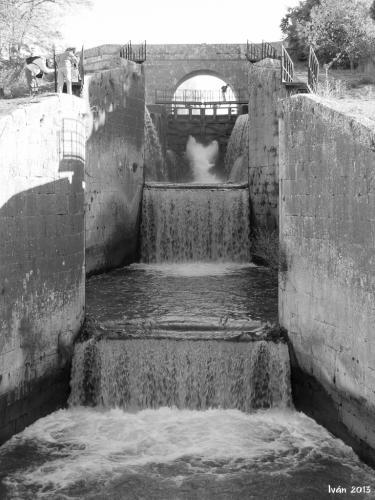 Esclusa de Calahorra de Rivas