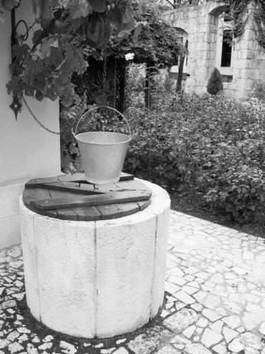 Jardín de la Casa Museo de Zorrilla