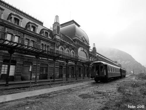 Los secretos de la estación de Canfranc