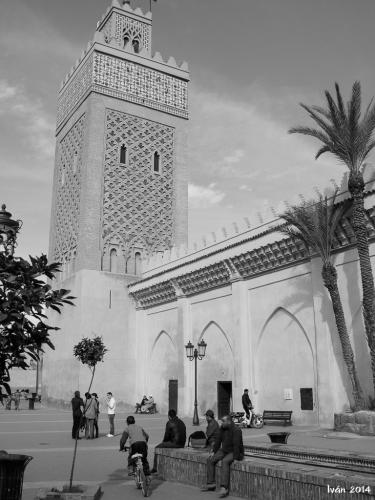 Mezquita Moulay El yazid