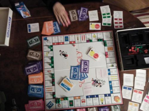 Noche de monopoli